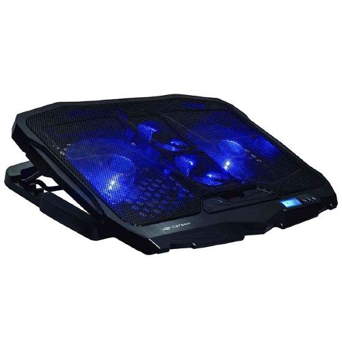 Foto - BASE PARA NOTEBOOK C3TECH 17,3P GAMER NBC-100BK