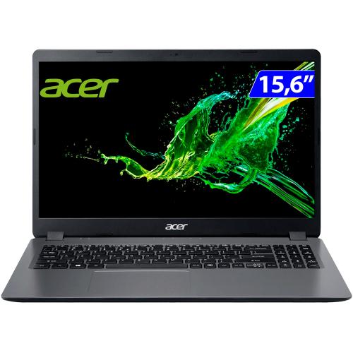 Foto - NOTEBOOK ACER 15.6P I5-10210U 8GB SSD256GB W10