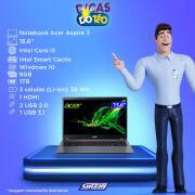 Miniatura - NOTEBOOK ACER 15.6P I3-8130U 8GB HD1TB W10