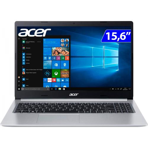 Foto - NOTEBOOK ACER 15.6 I510210 8GB SSD256GB 2GBVD W10