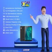 Miniatura - Celular Multilaser F 3G 32GB Dual