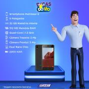Miniatura - Celular Multilaser E 3G 32GB Dual
