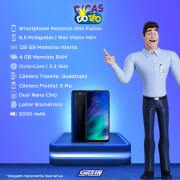 Miniatura - Celular Motorola One Fusion 128GB Dual