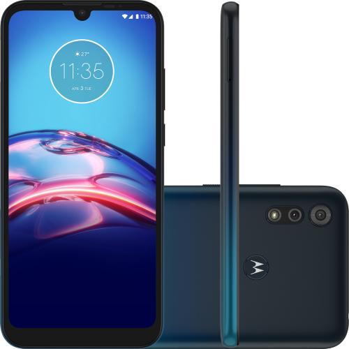 Foto - Celular Motorola Moto E-6-S 64GB Dual