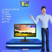 Miniatura - MONITOR LG LED 19,5 20Mk400H HDMI D-SUB VESA