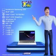 Miniatura - NOTEBOOK SAMSUNG X30 15.6 I5-10210U 8GB HD1TB W10