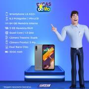 Miniatura - Celular LG K22 Plus Dual