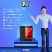 Miniatura - Celular Multilaser E Lite 32GB Dual