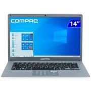 Foto de NOTEBOOK COMPAQ 14P INTEL N3700 4GB SSD120GB W10
