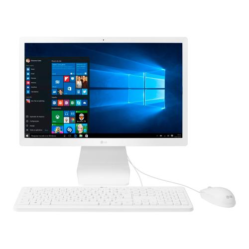 Foto - COMPUTADOR AIO LG 22V280 21,5 N4100 4GB HD500 W10