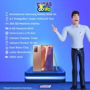 Miniatura - Celular Samsung Galaxy Note 20 N-981 Dual