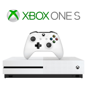 Foto de CONSOLE XBOX ONE S 1TB COM 1 CONTROLE WIRELESS