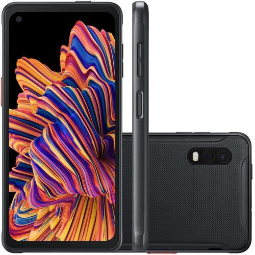 Foto - Celular Samsung Galaxy Xcover Pro Dual