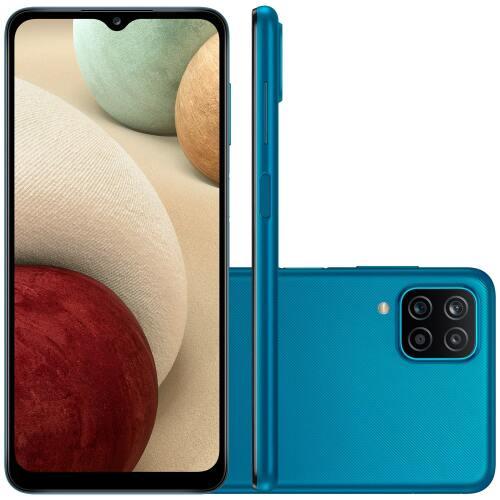 Foto - Celular Samsung Galaxy A-12 64GB Dual