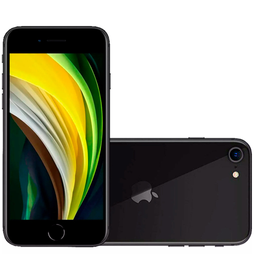 Foto - Telefone Celular Apple Iphone SE N 64GB Single
