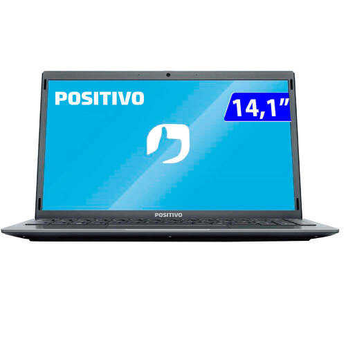 Foto - NOTEBOOK POSITIVO MOTION Q 14P QUAD 4GB 64GB W10