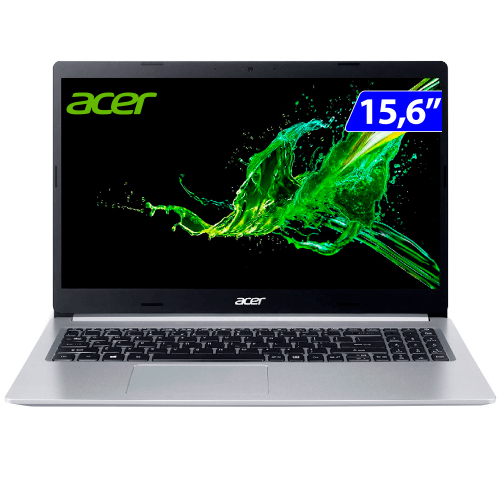 Foto - NOTEBOOK ACER 15.6P I51035G1 8GB+2GBVID SSD256 W10