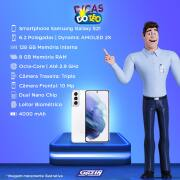 Miniatura - Celular Samsung Galaxy S-21 5G 128GB Dual Chip