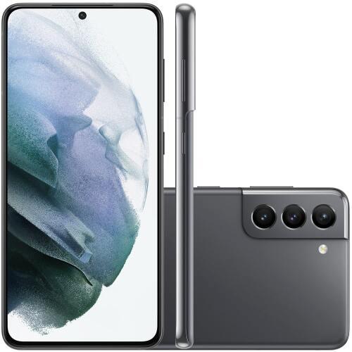 Foto - Celular Samsung Galaxy S-21 5G 128GB Dual Chip