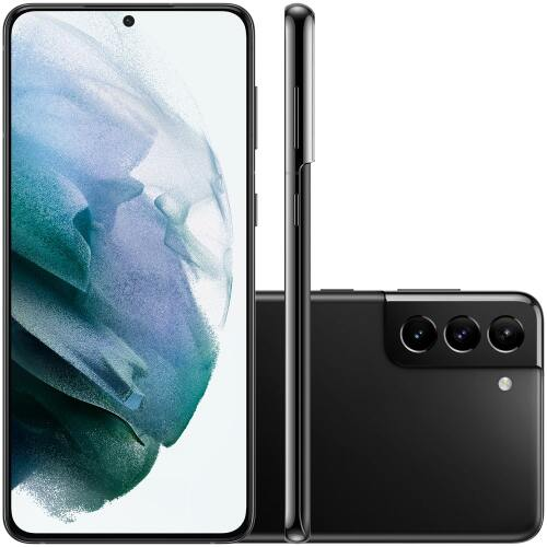 Foto - Celular Samsung Galaxy S-21 Plus 5G Dual Chip
