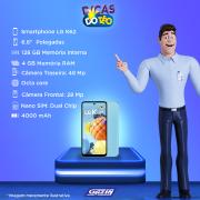 Miniatura - Celular Lg K-62 Plus 4/128GB Dual