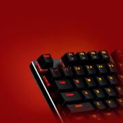 Miniatura - TECLADO GAMER RGB MECANICO AOC GK500