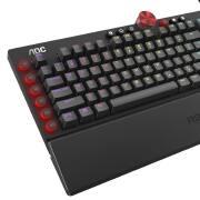 Miniatura - TECLADO GAMER RGB MECANICO AOC AGON AGK700