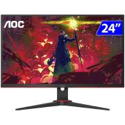 Foto de MONITOR GAMER AOC SPEED 24P 75HZ IPS 1MS