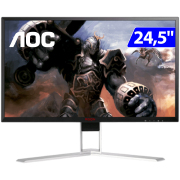 Foto de MONITOR GAMER AOC AGON 24,5P 240HZ AMD FREESYNC