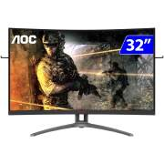 Foto de MONITOR GAMER AOC AGON 32 CURVO 165HZ 1MS FREESYNC