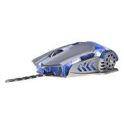 Miniatura - KIT TECLADO E MOUSE GAMER WARRIOR TC223 USB LED