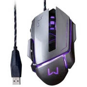 Foto de MOUSE GAMER WARRIOR IVOR 3200DPI 7 BOTOES