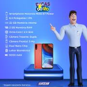 Miniatura - Celular Motorola Moto E-7 Power 32GB XT-2097 Dual