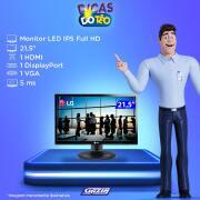 Miniatura - MONITOR LG LED 21,50 22BN550Y FULL HD AJUST ALT