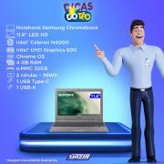 Miniatura - NOTEBOOK SAMSUNG CHROMEBOOK 11.6 N4000 4GB 32GB