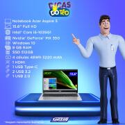 Miniatura - NOTEBOOK ACER 15.6 I5-1035G1 8GB 512SSD 2GB NVID