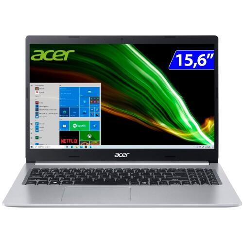 Foto - NOTEBOOK ACER 15.6 I5 8GB 256GB SSD 2GB NVID W10