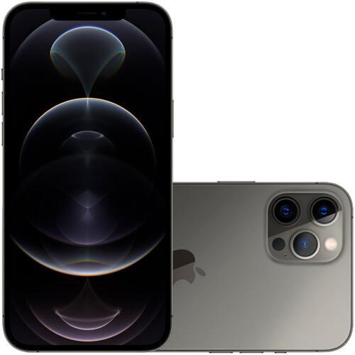 Foto - Telefone Celular Apple Iphone 12 Pro Max 128GB Dua
