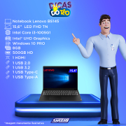 Miniatura - NOTEBOOK LENOVO BS145 15.6 I31005 8GB 500GB W10PRO