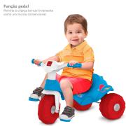 Miniatura - TRICICLO MOTOKA PASSEIO & PEDAL BANDEIRANTE