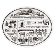 Miniatura - CONJUNTO DE CHURRASCO OXFORD JORNAL DO CHURRASQUEI