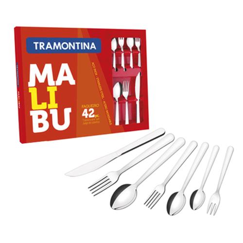 Foto - FAQ 42P. INOX MALIBU TRAMONTINA