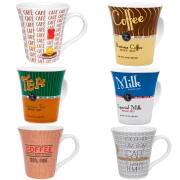 Foto de CANECA OXFORD TULIPA 330ML