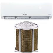 Foto de AR SPLIT 9.000 PHILCO INVERTER FRIO