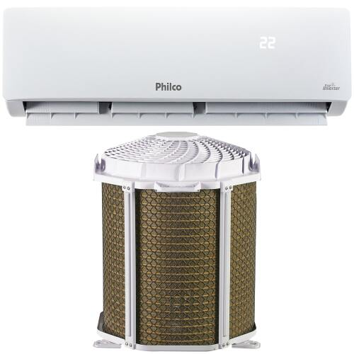 Foto - AR SPLIT 12.000 PHILCO INVERTER FRIO. A