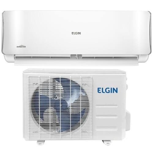 Foto - AR SPLIT 12.000 ELGIN ECO LIFE INVERTER FRIO A