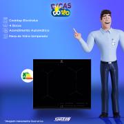 Miniatura - FOG 4B ELECTROLUX ELETRICO INDUCAO