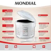 Miniatura - PANELA ARROZ MONDIAL 10 XICARAS