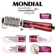 Miniatura - ESCOVA ROTATIVA MONDIAL TOURMALINE INFINITY INON