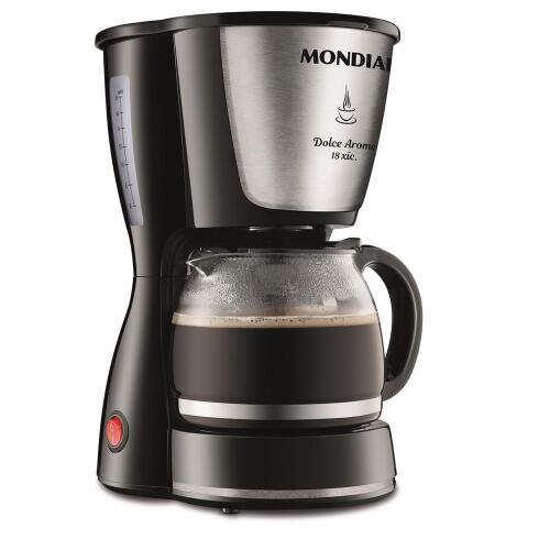 Foto - CAFETEIRA MONDIAL C30 18XIC.DOLCE AROME